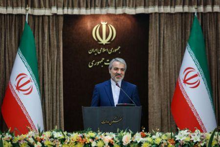 سخنگوی دولت : توتال محرمانه نیست/روحانی زیر بار حرف غیرمنطقی برای چینش کابینه نمیرود