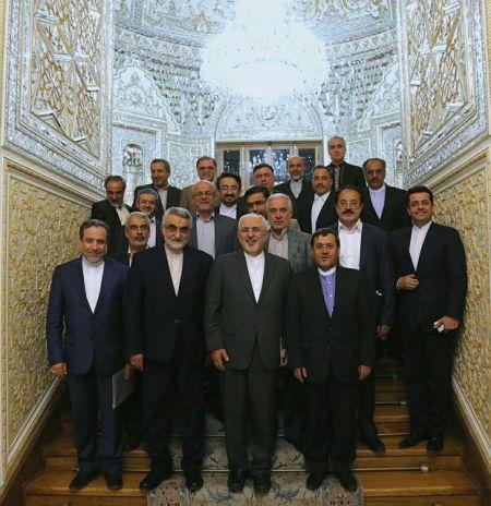 جزئیات نشست ظریف و معاونینش با اعضای کمیسیون امنیت ملی و سیاست خارجی مجلس
