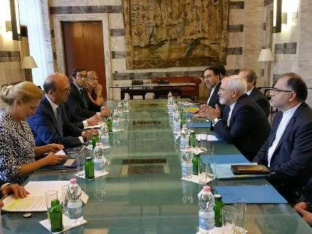وزیر خارجه ایتالیا: برجام باعث ثبات منطقه ای و بین المللی است