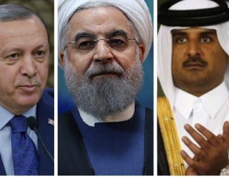 آیا تشکیل اتحاد نظامی قطر، ایران و ترکیه واقعی است؟