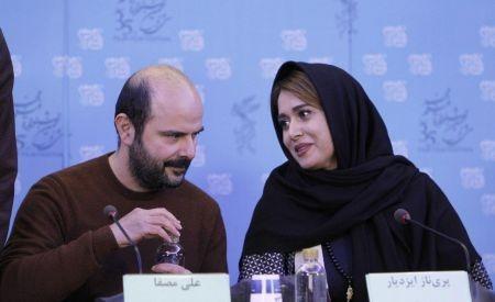 بازی پریناز ایزدیار و علی مصفا در فیلم تابستان داغ