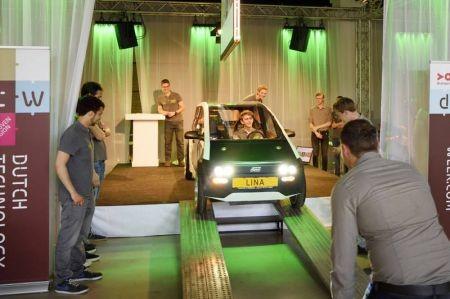 هلند از چغندر قند خودرو میسازد