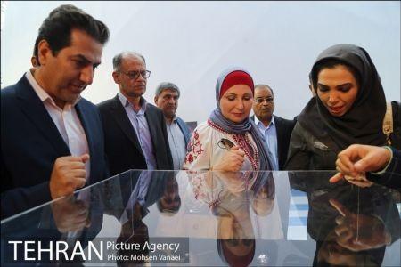 گشت و گذار خانم شهردار در تهران/تصاویر