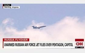 اخباربین الملل,خبرهای بین الملل,هواپیمای جاسوسی روسیه بر فراز واشنگتن