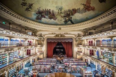 اخبار گوناگون  ,خبرهای گوناگون ,زیباترین کتابفروشی جهان