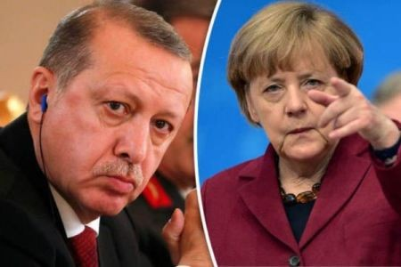اخباربین الملل ,خبرهای  بین الملل ,مرکل اردوغان