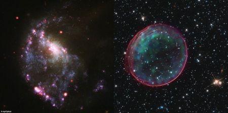 اخبارعلمی ,خبرهای علمی ,کهکشان