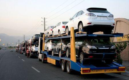 اخباراقتصادی  ,خبرهای  اقتصادی ,خودروهای وارداتی