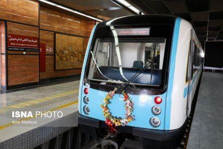 بهره برداری از خط یک مترو اصفهان تا پایان مرداد