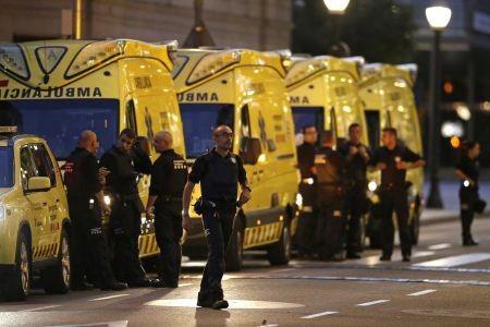حملات تروریستی در اسپانیا موجی از محکومیت جهانی را برانگیخت