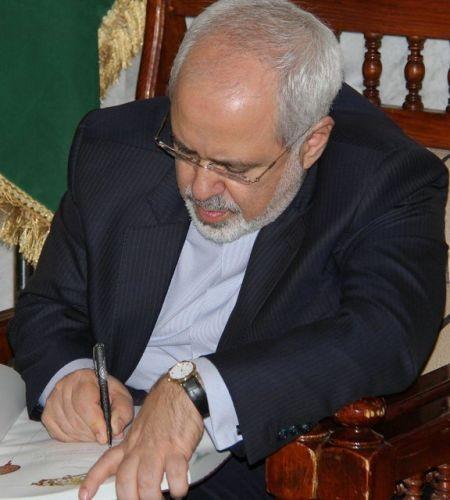 پیام ظریف برای فرمانده جدید ارتش