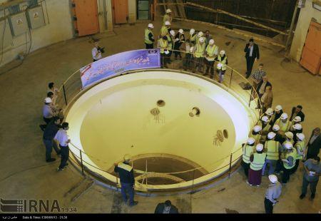 اخبار,عکس خبری,راکتور آب سنگین اراک
