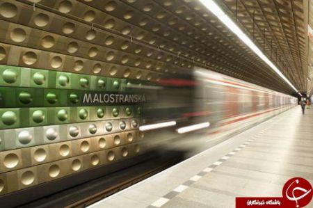 اخبار,اخبار گوناگون,جالب ترین ایستگاههای مترو
