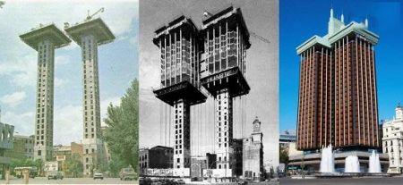 اخبار,اخبار گوناگون,ساختمانی که از بالا به پایین ساخته شده