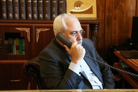 ظریف: ایران به حمایت از سوریه در مبارزه با تروریسم ادامه میدهد