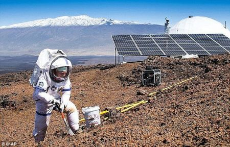 اخبارعلمی,خبرهای علمی ,مانور زندگی در مریخ