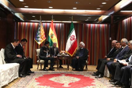 روحانی :ایران از توسعه روابط با کشورهای آمریکای لاتین در همه عرصه ها استقبال می کند