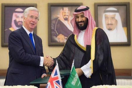 اخباربین الملل ,خبرهای   بین الملل ,  عربستان و انگلیس