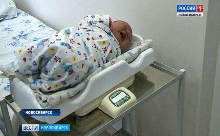 تولد نوزاد شش کیلویی در روسیه