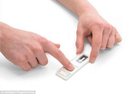 دستگاهی کوچک برای تشخیص مصرف مخدرها