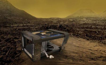 برنامه ناسا برای اعزام کاوشگر به زهره