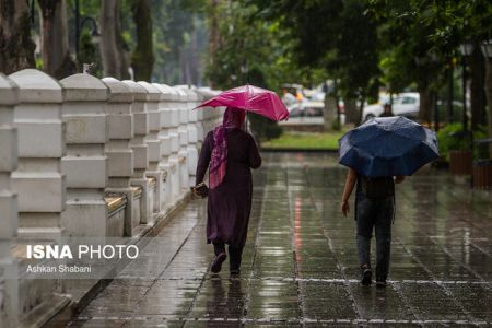 پیشبینی باران برای مازندران، گلستان و خراسان