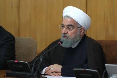 روحانی: باید در اداره استان ها به مطالبه مردم در دوران انتخابات توجه شود/ وزیران از فعالیت استانداران پشتیبانی کنند
