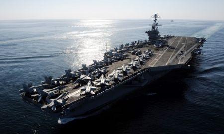 آیا ایران میتواند ناوهواپیمابر آمریکایی را غرق کند؟