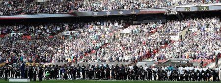 اخبار,عکس خبری,حرکت اعتراضی ورزشکاران سیاهپوست در پی توهین ترامپ