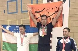 اخبار,اخبار ورزشی ونتایج مسابقات,جمشیدی قهرمان