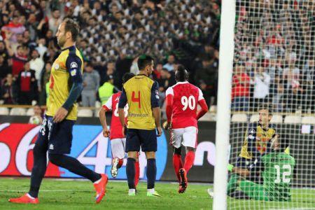 جام حذفی فوتبال؛ پیروزی پرسپولیس بر نفت و صعود به یک هشتم نهایی