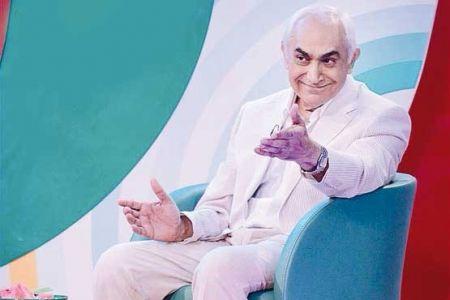 ناصر ممدوح:بهترین لذتهای دنیا را میتوان در خانواده تجربه کرد