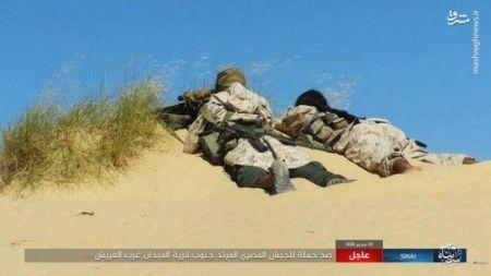 اخباربین الملل ,خبرهای بین الملل,کمین داعش در صحرای سینا
