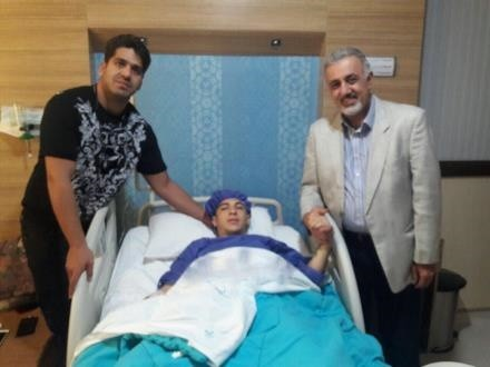 اخبار ورزشی ,خبرهای ورزشی, فرشاد احمدزاده