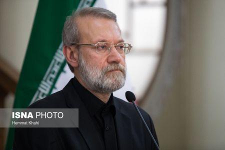 لاریجانی: تروریسم مختص یک منطقه نیست/آمریکا در موضوع هستهای پارا فراتر گذاشته است