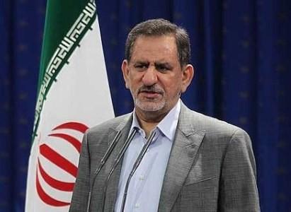 جهانگیری: دو میلیارد دلار اعتبار برای کشورهای وارد کننده کالای ایرانی/ آمریکایی ها را از اقتصاد ایران منع نکردیم