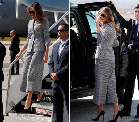 اخباربین الملل ,خبرهای  بین الملل ,سفر مجردی همسر ترامپ