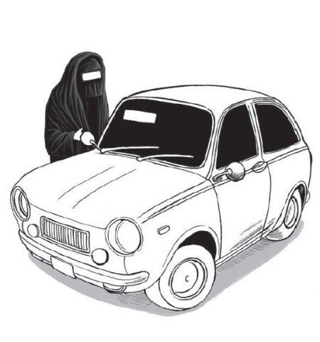 اخباراجتماعی,خبرهای اجتماعی , رانندگی  زنان در عربستان