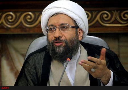روابط عمومی قوه قضاییه اظهارات منتسب به آملی لاریجانی را تکذیب کرد