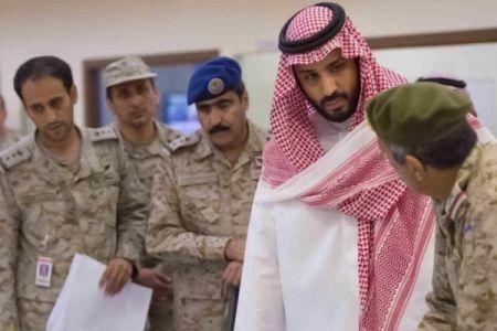 دامنه «اصلاحات» محمد بن سلمان به نیروهای مسلح عربستان رسید