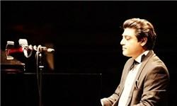 پیانیست ایرانی نوازنده کمپانی یاماها شد