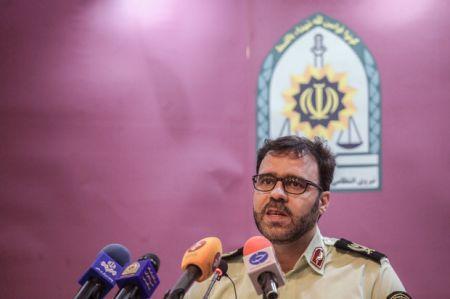 واکنش پلیس به فیلم کتک کاری مامور در پخش کمکهای مردمی