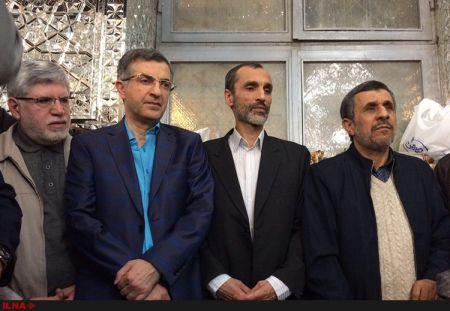 پایان شو تبلیغاتی یاران احمدینژاد؛ بستنشینی بقایی و جوانفکر متوقف شد