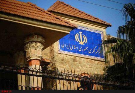 سرکنسولگری ایران در اربیل:گزارشی از آسیب ایرانیان مقیم اقلیم کردستان دریافت نکردهایم