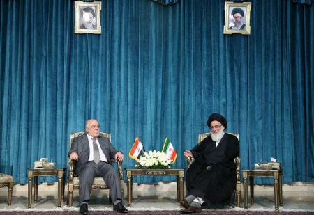 آیتالله شاهرودی در دیدار نخستوزیر عراق:وحدت ملت و مسئولان عراق، رمز پیروزی این کشور است