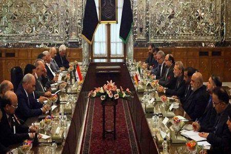 لاریجانی:با درایت و تدبیر لازم از تجزیه عراق جلوگیری شد