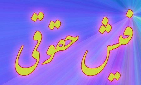 مدیرکل دفتر حقوقی وزارت اقتصاد:ماجرای فیشهای حقوقی به حاشیه رفت/مانع فرار متخصصان از بدنه دولت شویم