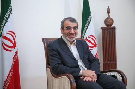 قدردانی کدخدایی از موضع آملی لاریجانی درباره تصمیم شورای نگهبان در قبال سپنتا نیکنام