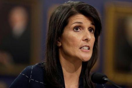 فرافکنی جدید نیکی هیلی علیه ایران
