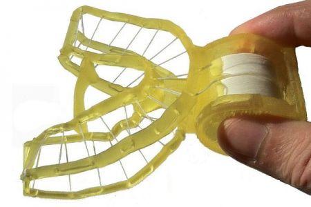 نخ دندان سه بعدی هم از راه رسید